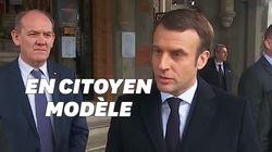 Coronavirus : Macron n'a pas été testé car il n'a