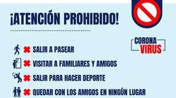 Madrid interdit de se promener ou de fêter un anniversaire en pleine