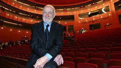 L'architecte Vittorio Gregotti est mort d'une pneumonie liée au