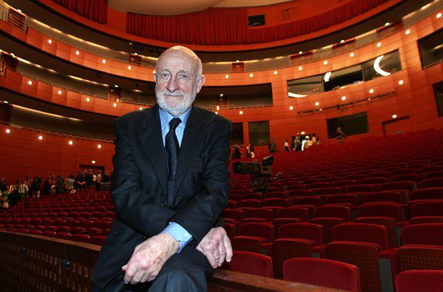 L'architecte italien Vittorio Gregotti est décédé à l'âge de 92 ans d'une pneumonie liée au