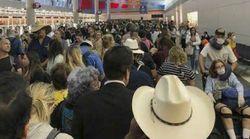 ΗΠΑ: Χάος στα αμερικανικά αεροδρόμια μετά τα έκτακτα μέτρα του