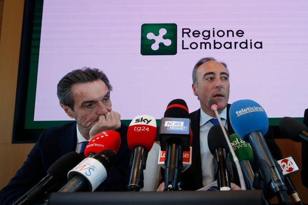 In Lombardia 252 decessi in più rispetto a ieri, boom di contagiati a