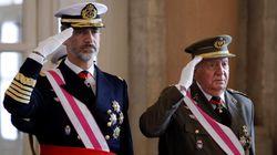 Coup de tonnerre en Espagne: le roi Felipe VI renonce à l'héritage de son