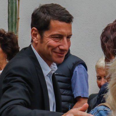 David Lisnard, maire de