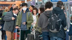 Travellers At Pearson Lament Lack Of COVID-19 Preventative