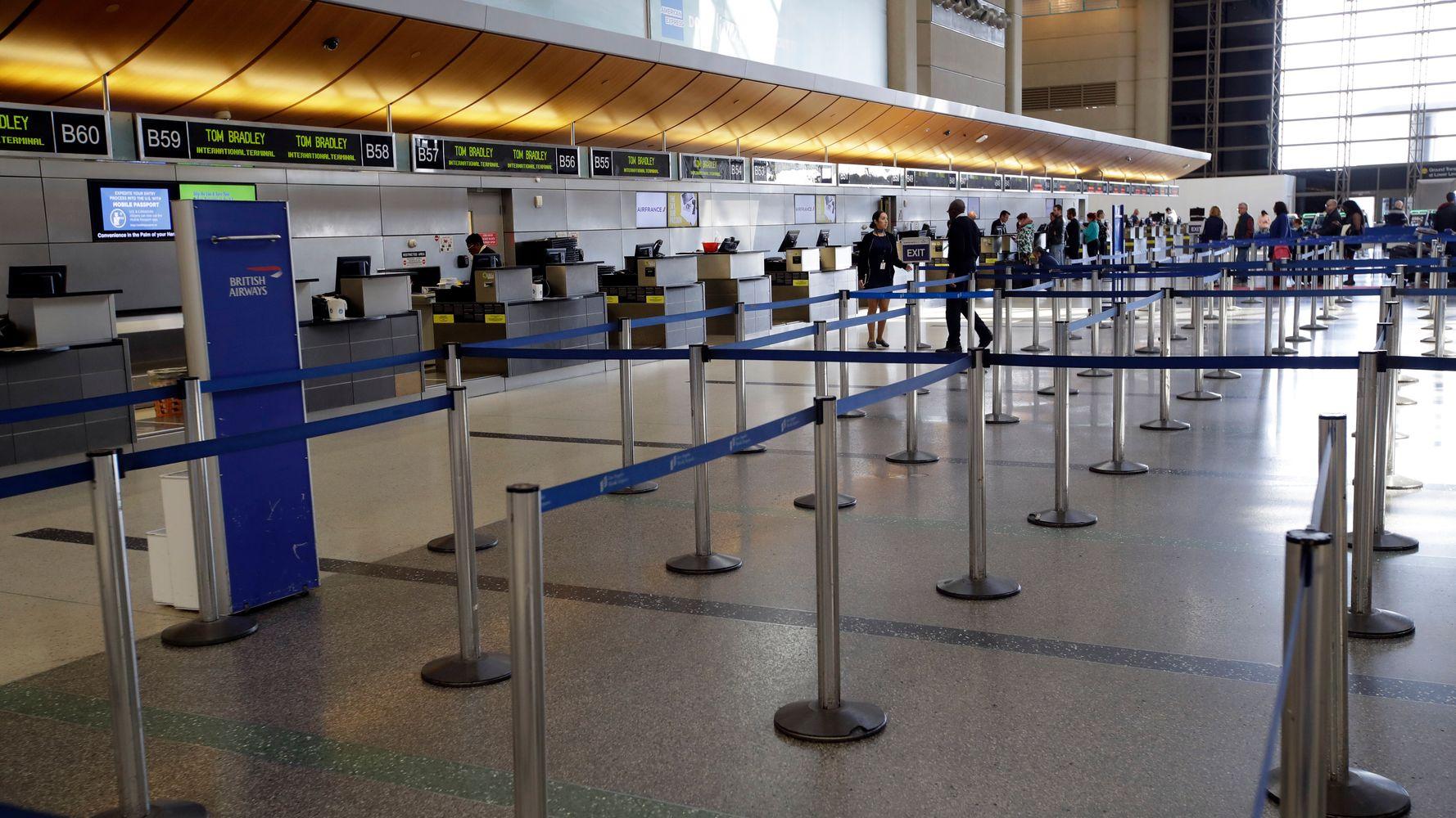 U.S. Moves Closer Towards National Shutdown To Limit Coronavirus Spread