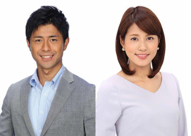 フジテレビアナウンサーの榎並大二郎さんと永島優美さんが司会を務める。