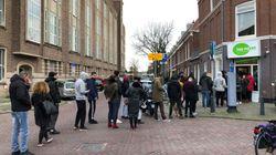 In Olanda tutti in fila per comprare cannabis, prima della chiusura per