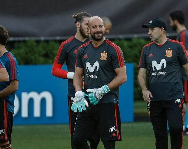 El futbolista Pepe