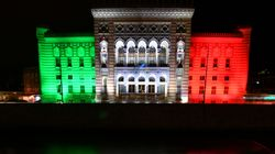 Il mondo ama l'Italia e da Sarajevo a Gerusalemme si tinge di tricolore per