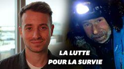 Hugo Clément raconte le sauvetage de Mike Horn dans