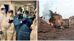 Coronavirus e Terremoto: uguali, ma