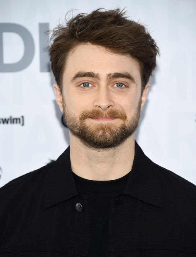 Daniel Radcliffe attends the WarnerMedia Upfront at Madison Square Garden on Wednesday, May 15, 2019,...