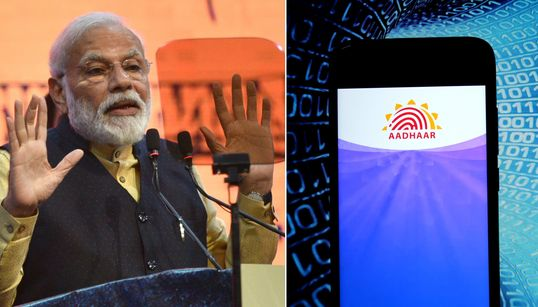 Documents Show Modi Govt Building 360 Degree Database To Track Every
