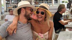Caroline Flack's Boyfriend Shares Emotional Instagram Post One Month After Her