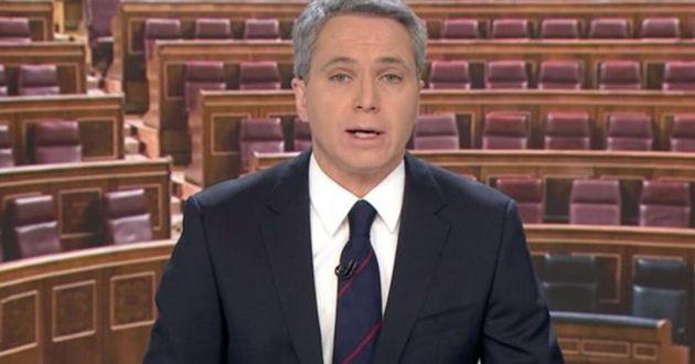 El presentador Vicente