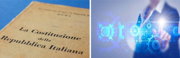 Costituzione e digitale, guide efficaci per il funzionamento della nostra