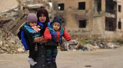 Nove anni di guerra in Siria: quei bambini senza mai