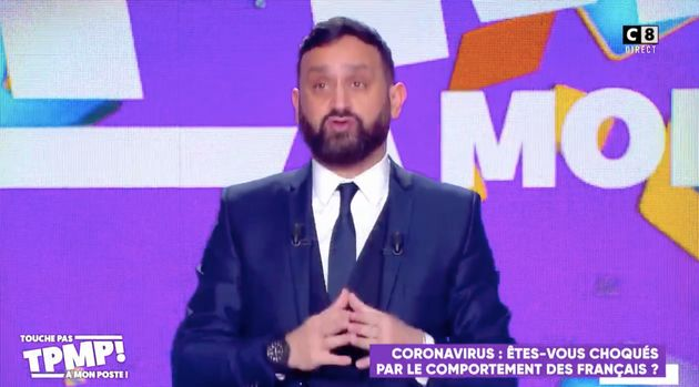Cyril Hanouna et son émission