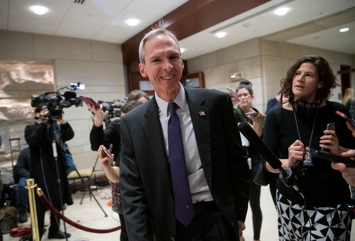Rep. Dan Lipinski (D-Ill.) has angered many progressives for his more conservative positions and is facing a challenge from t