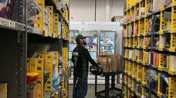 米Amazon、新型コロナ対応で10万人を新規雇用「かつてないほど労働力を必要としている」