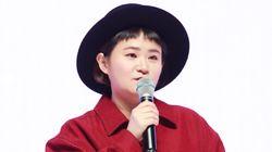 김신영이 장애인 주차구역 주차 의혹 해명하며 올린