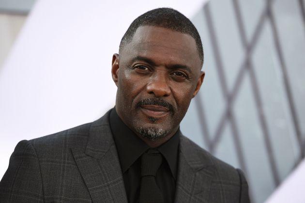 El actor Idris