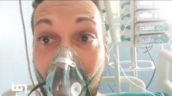 El sobrecogedor testimonio desde la UCI de un paciente afectado por coronavirus: