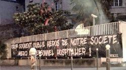 Face au coronavirus, les beaux messages de soutien des supporters de foot aux