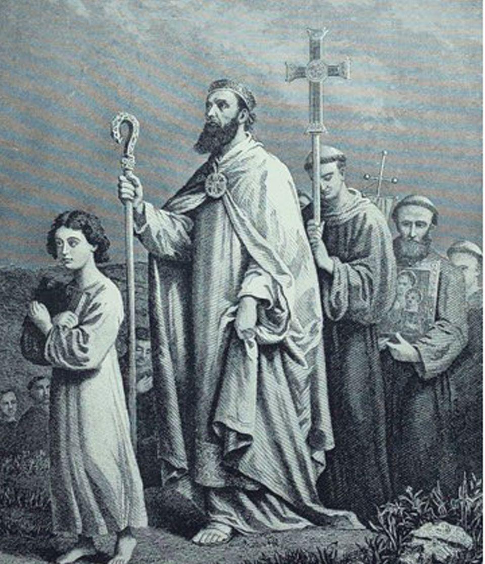 Άγιος Πατρίκιος. Ο άγιος των Ιρλανδών που τον γιορτάζουν