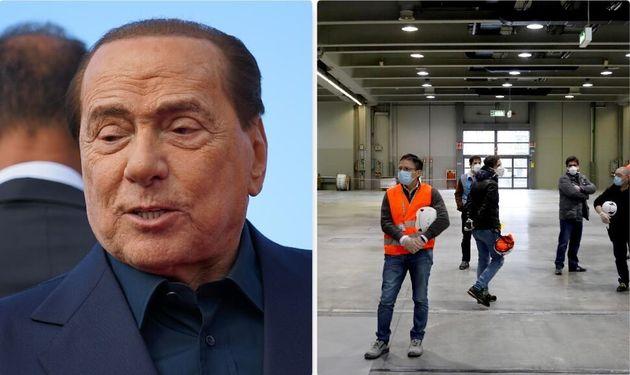 Silvio Berlusconi - La Fiera di