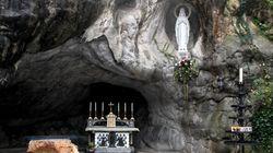 """""""Per la prima volta nella sua storia, il santuario di Lourdes chiuderà per qualche"""