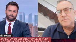 Xabier Fortes (Los Desayunos de TVE), aislado en su casa: