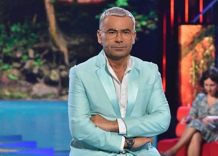 Jorge Javier Vázquez, presentador de 'Supervivientes'.