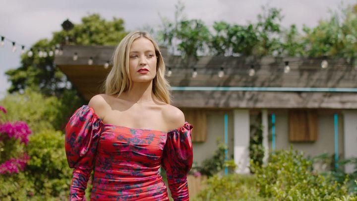 Love Island host Laura Whitmore
