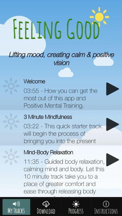 Feeling Good: Positive Mindset