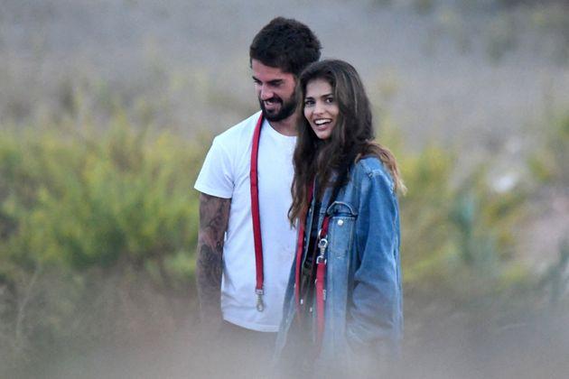 Isco y Sara