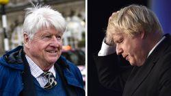 Il padre di Boris Johnson disobbedisce: