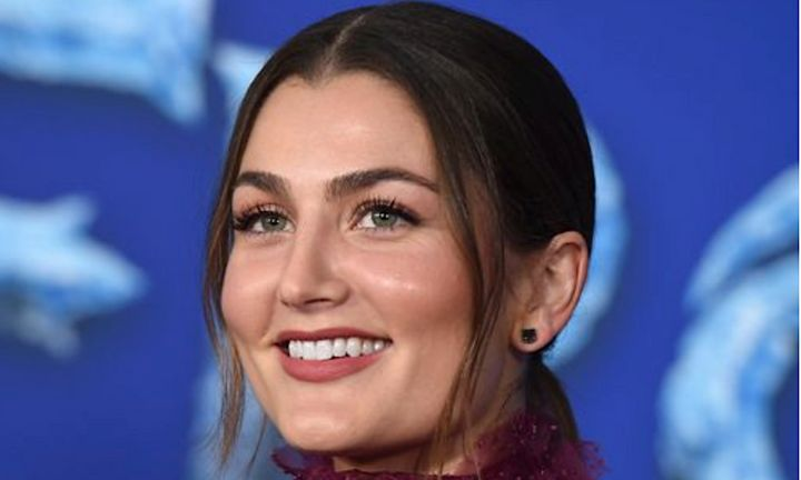 "Rachel Matthews provided the voice of Honeymaren in ""Frozen 2."""