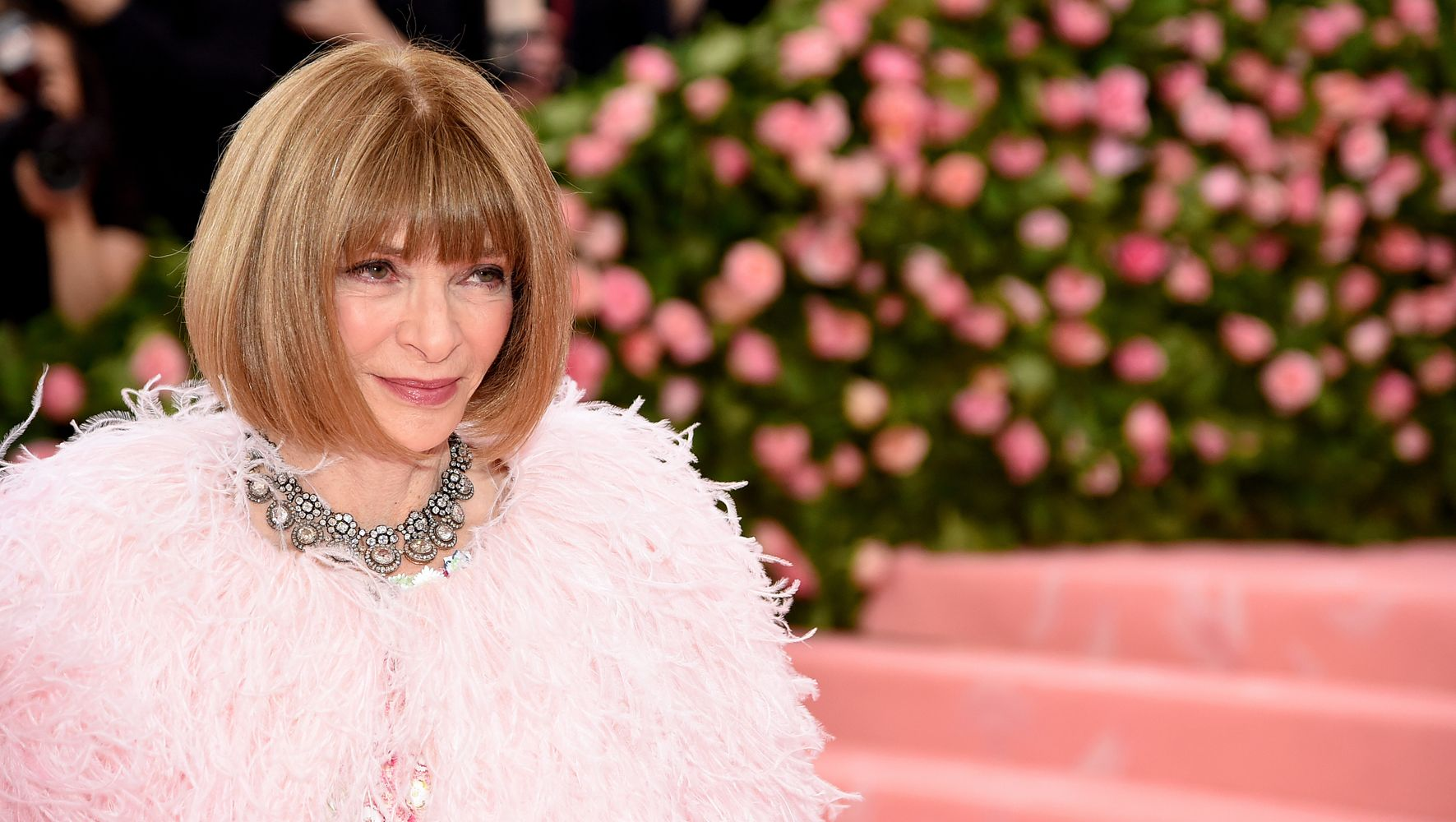 Anna Wintour Says The Met Gala Is Postponed, Slams Trump's Coronavirus Response