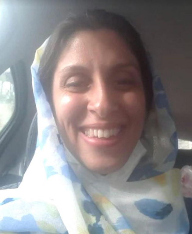 NazaninZaghari-Ratcliffe was temporarily released from prison on