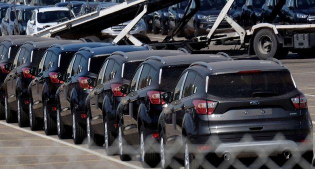 Comité de Ford: Almussafes no quedará fuera de los recortes en los próximos meses. REUTERS/Heino Kalis/File