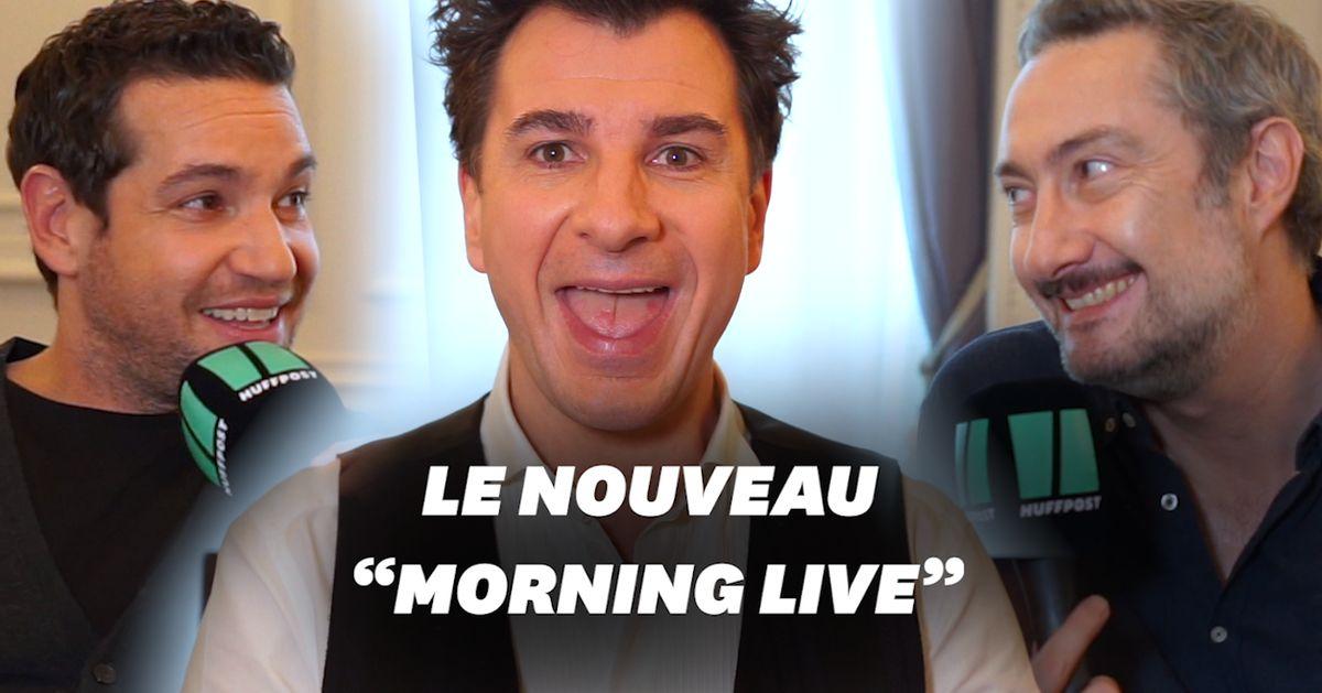 "À quoi va ressembler ""Morning Night""? Michaël Youn nous dit tout"
