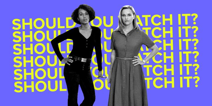 """Kerry Washington and Reese Witherspoon star in """"Little Fires Everywhere."""""""