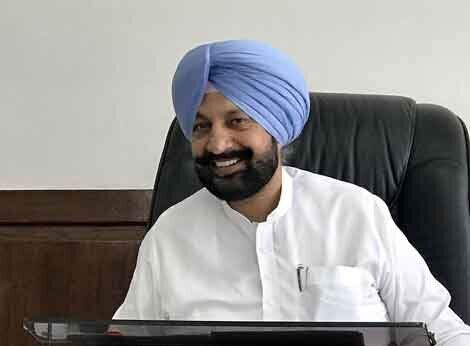 Punjab Health Minister Balbir Singh
