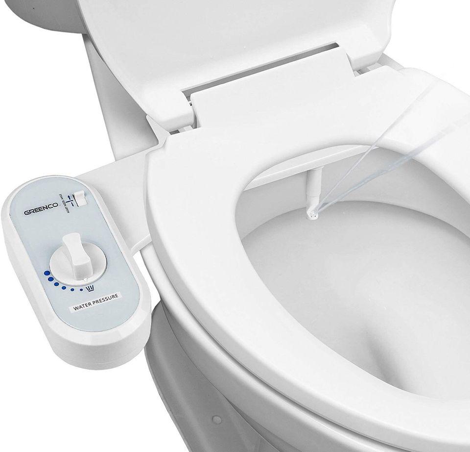 No Toilet Paper A Bidet Might Transform Your Bathroom Break Huffpost Life