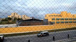 Varios internos en un CIE de Madrid se amotinan para pedir
