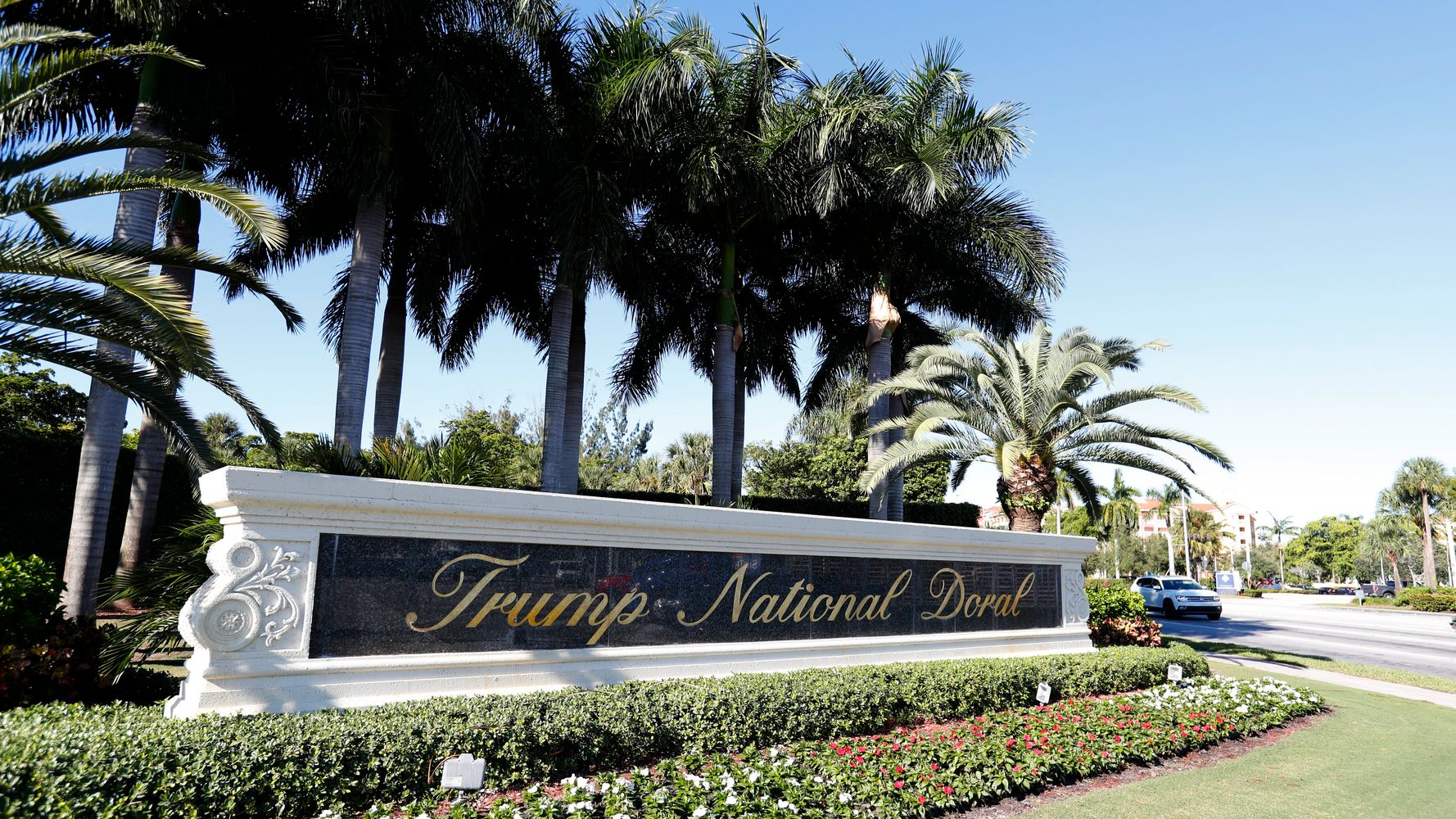 Florida's AG Contracted With Trump Doral In Violation Of U.S. Constitution