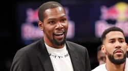 Kevin Durant Tests Positive For