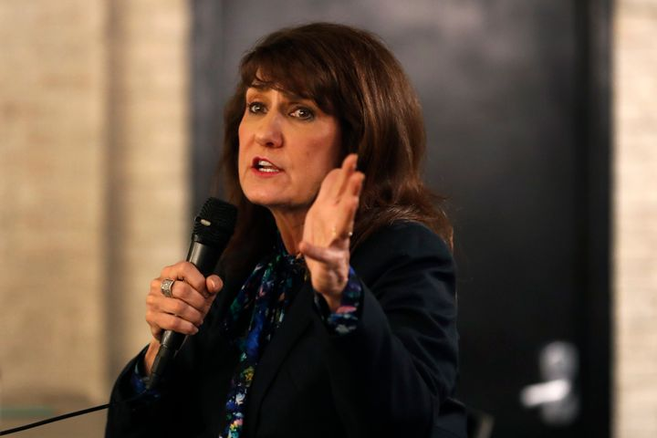 After her primary win, Marie Newman should be favored to win the general election in Illinois' solidly Democratic 3rd Congres